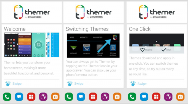 Themer by Mycolorscreen passa allo stato di Public Beta