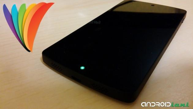 Light Flow su Nexus 5: ecco come farlo funzionare
