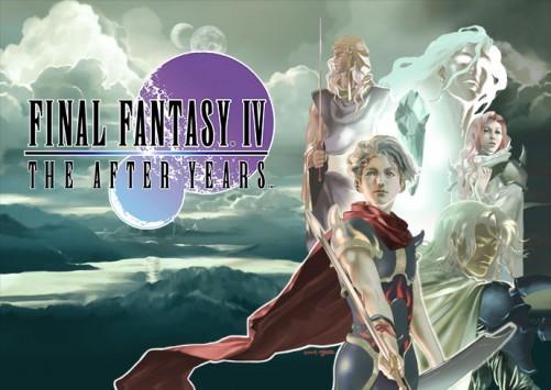 Giochi, su Play Store arrivano Final Fantasy IV: The After Years e sconti sui titoli SEGA
