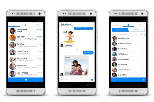Facebook Messenger: arriva un fix per abilitare la chat sull'app Facebook