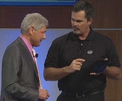 Intel mostra il primo tablet Android con CPU a 64-bit