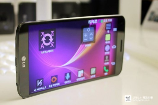 LG G Flex 2 appare in un documento dell'operatore Sprint
