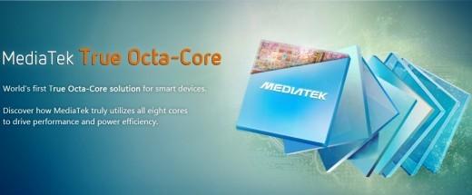 Mediatek MT6595: ecco un nuovo octa-core con supporto alle reti LTE