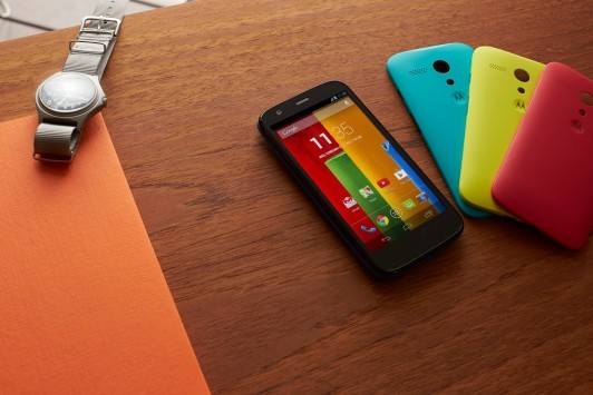 Motorola Moto G: disponibile in USA l'update ufficiale ad Android 4.4.2