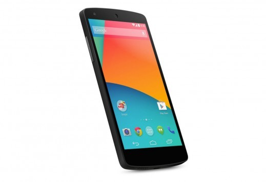 LG Nexus 5: disponibile il launcher di Jelly Bean