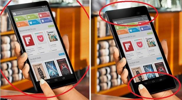 Google cambia l'immagine del Nexus 8 e lo fa diventare un Nexus 7 2013