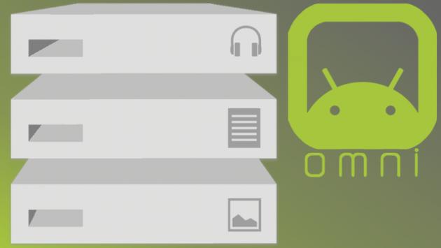 OmniFile: un nuovo file manager per Android dai creatori della OmniRom