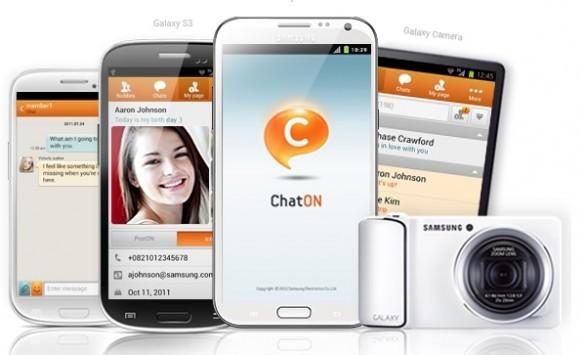 Samsung abbandona ChatOn: il servizio di instant messaging chiuderà a Febbraio