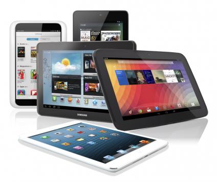 Per la prima volta, nel Q3 2013, i tablet Android hanno generato maggiori entrate rispetto ad iOS