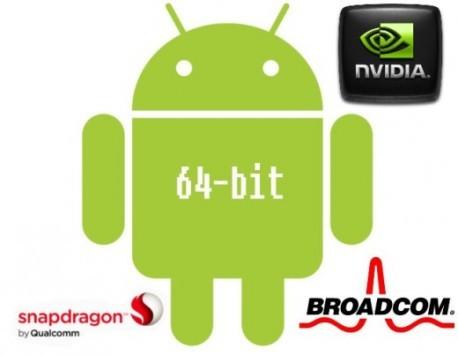 Qualcomm, Nvidia e Broadcom al lavoro sui nuovi chipset a 64-bit