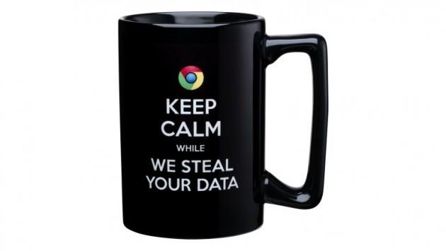 Microsoft vende tazze e magliette anti-Google, Big G replica con ironia
