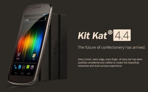 Samsung Galaxy Nexus: ecco una nuova ROM basata su Android 4.4.2 KitKat