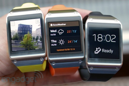 Samsung: 800,000 Galaxy Gear venduti in due mesi