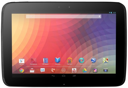 Nexus 10: L'update ad Android 4.4.1 è disponibile al download [GUIDA]