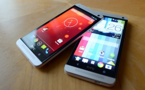 Build Android 4.4 per HTC One Google Play Editione inviata a Google. Roll-out davvero imminente
