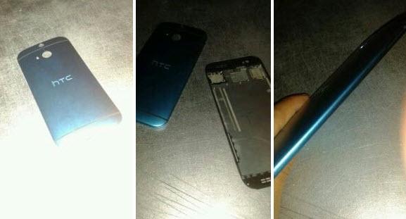 HTC M8: una nuova foto confermerebbe la doppia fotocamera? [UPDATE]