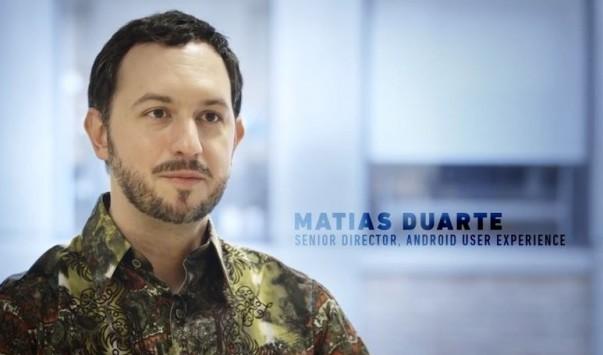 Matias Duarte parla di Android 4.4 e di alcune novità importanti