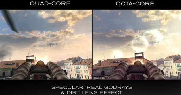 [VIDEO] Mediatek MT6592, prova di forza dell'octa-core con Modern Combat 5