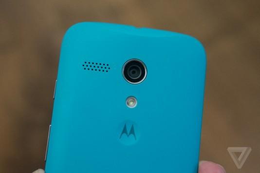 Motorola Moto G resistente anche all'acqua?