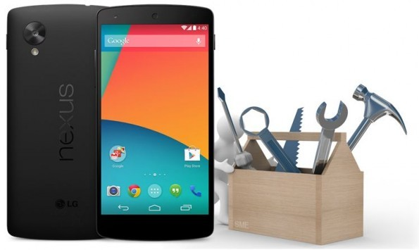 LG Nexus 5 All-In-One Toolkit: disponibile il tool per root, recovery e ripristino