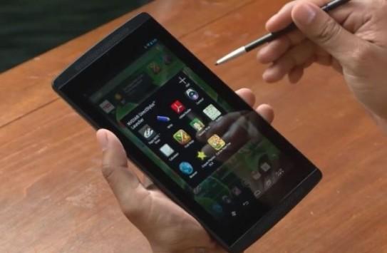 Nvidia Tegra Note con Tegra K1 spunta su AnTuTu