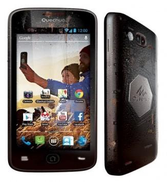Decathlon entra nel mercato smartphone con il suo Quechua Phone