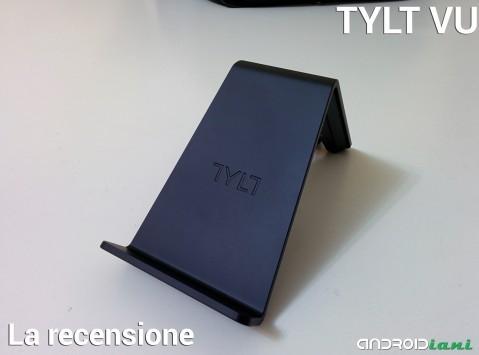 Caricabatterie wireless TYLT VU: la recensione di Androidiani.com