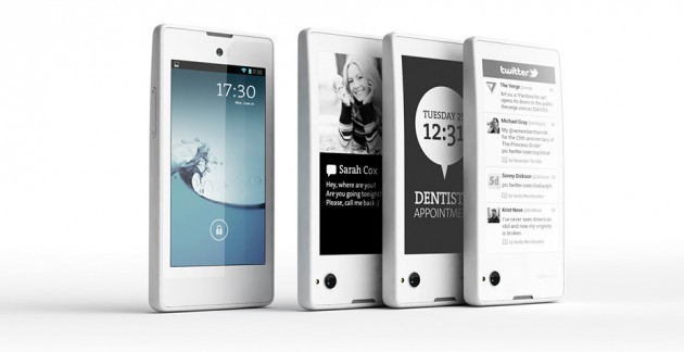 YotaPhone: svelate le specifiche tecniche dello smartphone con secondo display e-ink