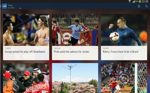 La FIFA debutta sul Google Play Store con l'applicazione ufficiale