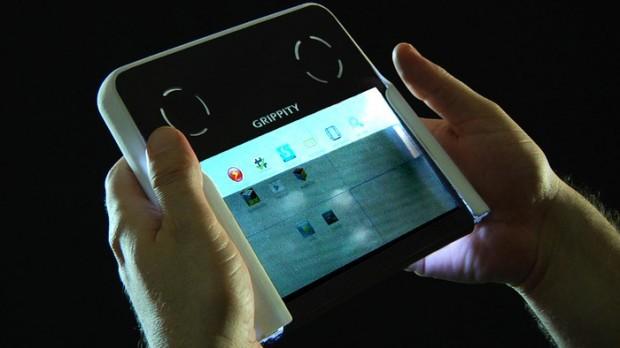 Grippity: il primo tablet con display trasparente spunta su Kickstarter