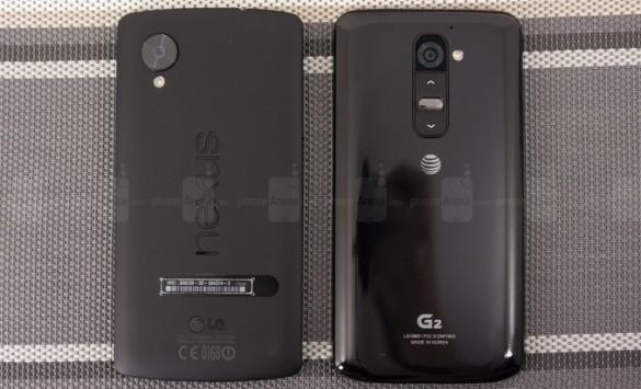 LG G2, vendite scarse per colpa di Nexus 5