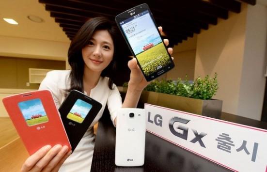 LG Gx svelato ufficialmente in Corea: display FHD da 5.5