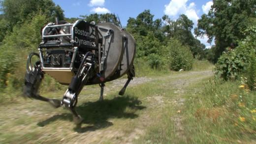 Google acquisisce la casa robotica Boston Dynamics