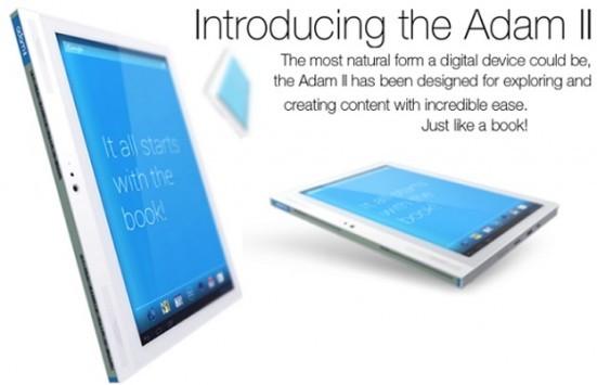Notion Ink Adam 2 arriva in India: in futuro anche in altri mercati