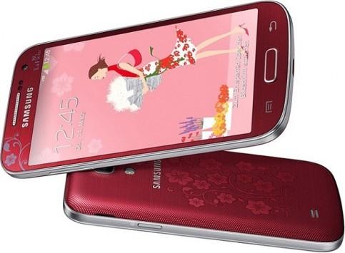 Samsung annuncia il Galaxy S4 Mini La Fleur Edition