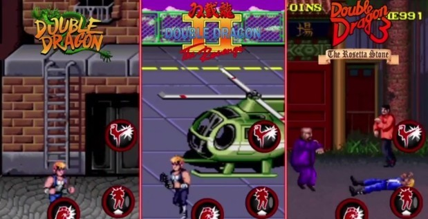 Double Dragon Trilogy si fa strada (a pugni) su Play Store