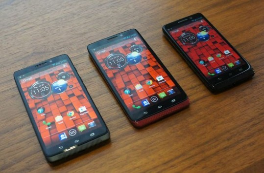 Motorola aggiorna Droid Maxx, Mini ed Ultra ad Android 4.4 in USA