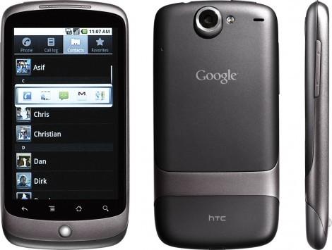 Google Nexus One: ecco una prima ROM basata su Android 4.4