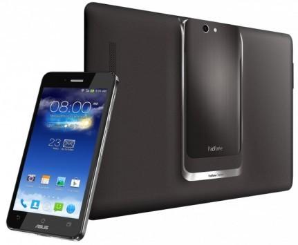 The New PadFone di ASUS è disponibile a partire da oggi al prezzo di 799€