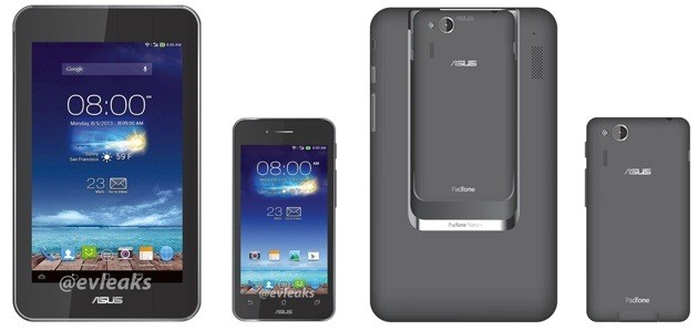 ASUS Padfone Mini (solo smartphone) disponibile a 129€