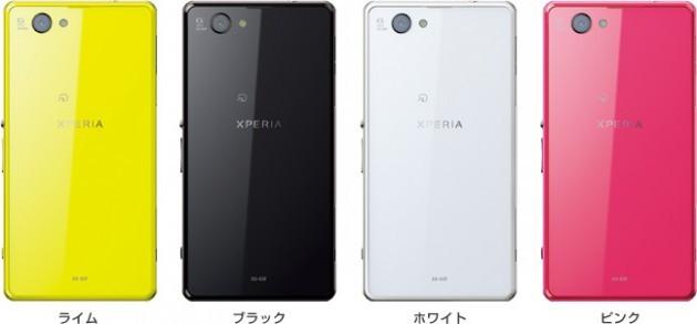 Sony Xperia Z1 f batte iPhone 5S in Giappone nella prima settimana di commercializzazione