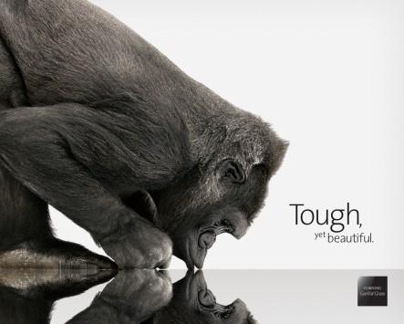 Corning annuncia il Gorilla Glass 3D