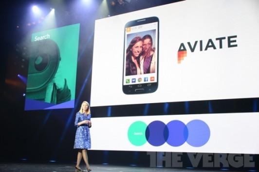 [UPDATE][CES 2014] Yahoo annuncia l'acquisto di Aviate, il launcher