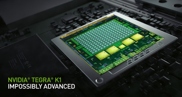 Nvidia: pronto un tablet SHIELD dotato di Tegra K1