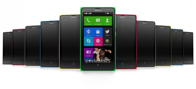 @evleaks svela le specifiche tecniche del Nokia X