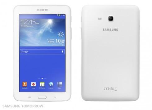 Samsung annuncia ufficialmente il nuovo Galaxy Tab 3 Lite