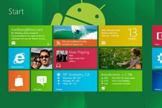 Intel porterà Android su Windows per risollevare le vendite PC [UPDATE] Intel conferma