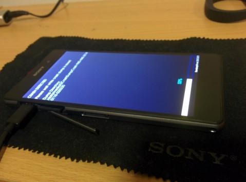 Sony Xperia Sirius (D6503): nuove immagini in compagnia di Xperia Z1