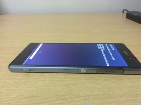 Sony Xperia Sirius (Z2): ecco le prime immagini reali