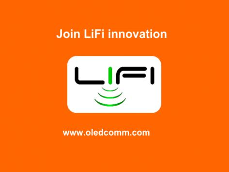 LiFi: scambiarsi informazioni con raggi luminosi, altro che Bluetooth [CES 2014]